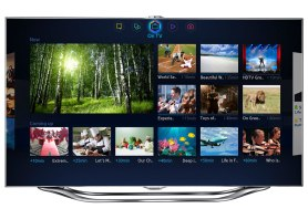Samsung 2013 Smart TV Interface