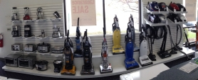 2013 small appliance display