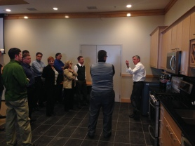 LG Sales Training in Action