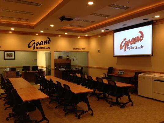 Training Room AV
